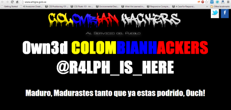 columbian hackers