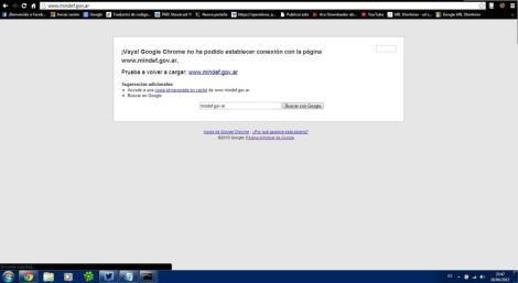 defence website taken down