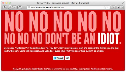 Beware!Twitter Password Checker sites are fake | Technology news