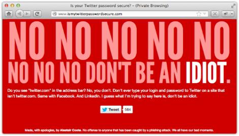 fake twitter password checker 2