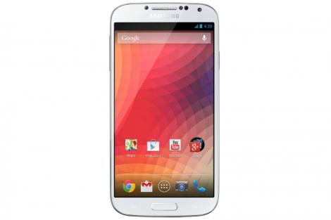 google Samsung Galaxy S4