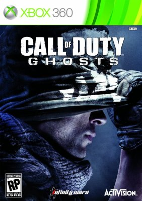 cod ghosts xbox